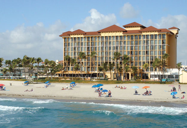 The Wyndham Deerfield Beach Resort an Oceanfront Retreat