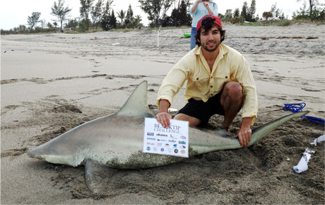 Image Gallery for the Blacktip Challenge shark fishing tournament