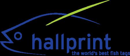 Hallprint Fish Tags